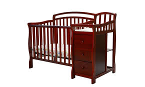 Changing Table And Crib On Me Casco 4 In 1 Mini Crib And Changing Table Groupon