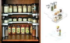 kitchen spice storage ideas spice cabinet kitchen cabinets organizing storage ideas cabinet