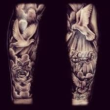 heaven sleeve by ray jerez inborn tattoo nyc tattoos by ray