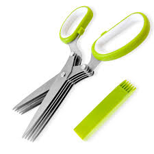 jenaluca herb scissors stainless steel good new products