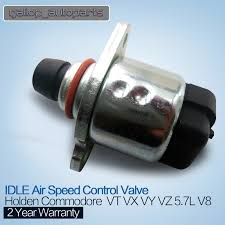holden idle air speed controller iac valve commodore vt vx vy vz