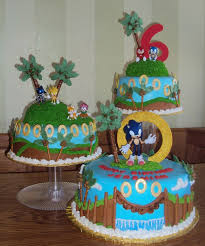 sonic the hedgehog cake topper 12 best sonic cake images on sonic cake sonic party