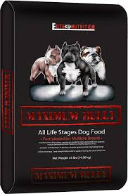 feeding a boxer dog maximum bully dry food made by bully owners for all bully breeds