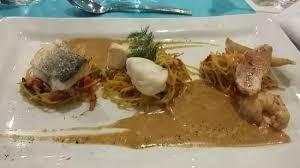 cuisiner la lotte marmiton marmiton de st jacques lottes aux légumes et sa nage de crevette à