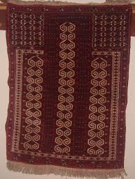 rugs from iran 3 3 x 4 3 turkoman prayer rug iran yomud vincent j