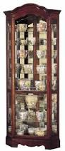 curio cabinet vintage cabinet kitchen best glass curio cabinets