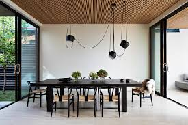 Dining Room Chandelier by A Dreamy Australian Home With Iconic Dining Room Chandeliers