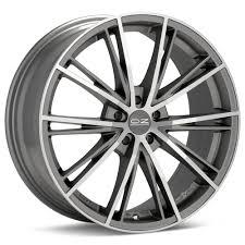 oz rally wheels set of 4 alloy wheels oz racing envy 7 5x16 5x110 et38 ebay