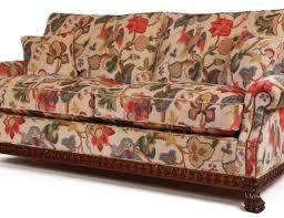 sofa beguiling anthropologie floral sofa stunning dark floral