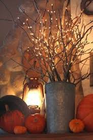 Decorative Lights For Vases Best 25 Lighted Branches Ideas On Pinterest White Branch