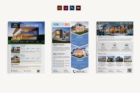 Real Estate Flyer Template Word by Real Estate Flyer Flyer Templates Creative Market