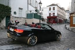 bmw m3 decapotable bmw serie 3 e93 cabriolet m3 essais fiabilité avis photos vidéos