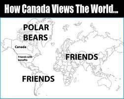 World Of Memes - canada world map polar bears jpg