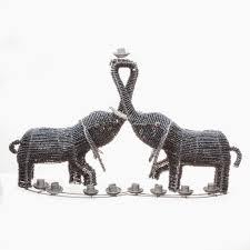elephant menorah elephant menorah fair trade judaica