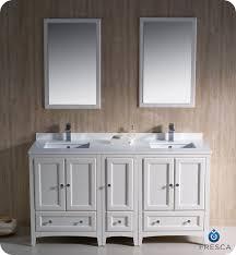 2 Sink Vanity 60