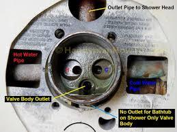 Leaky Shower Faucet Repair Delta Shower Faucet Water Adjustment Landscape Lighting Ideas