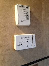 mod 100 honeywell dometic and suburban digitial thermostat