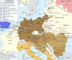 Yugoslavia Map Concentration Camp In Yugoslavia During World War Ii