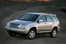 lexus suv 2002 for sale 1999 03 lexus rx 300 consumer guide auto