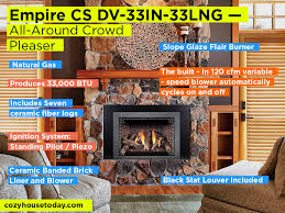 Empire Comfort Systems Best Gas Fireplace Insert May 2017 Buying Guide