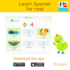 learn spanish with wlingua an easy to use free app on any device