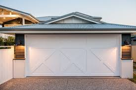 garage door house toowoon bay renovation exterior reveal