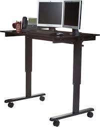 Adjustable Desk Standing Sitting by Desks Standing Desks Amazon Adjustable Desk Riser Sitting