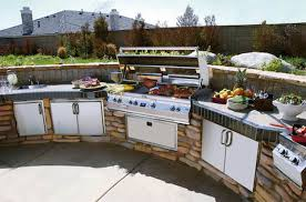 exterior kitchen exterior simple and cheap outdoor kitchen