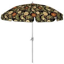 Floral Patio Umbrella Patio Umbrellas Costco Wood Market Umbrellas