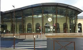 chambre des metiers agen inauguration de la gare d agen sous les sifflets des anti lgv la