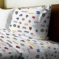Vikings Comforter Nfl Bedding League Sheet Sets Team Pillowcases Obedding Com
