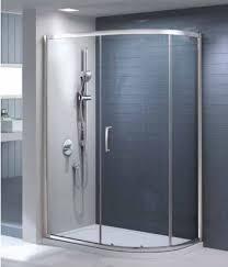 instinct 8 single door quadrant shower enclosure