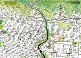 San Pancho Mexico Map by Mapa Jeff Cartography