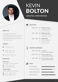 illustrator resume templates 45 blank resume templates free sles exles format