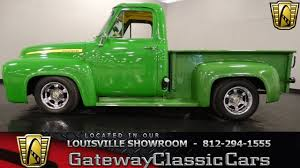 Classic Ford Truck Decals - 1955 ford f100