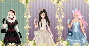 Wedding Dress Up Games For Girls Anime Romantic Dress Up Game By Pichichama On Deviantart