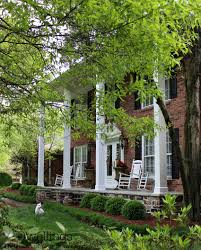 Southern Colonial House April 2015 Dwellings The Heart Of Your Home