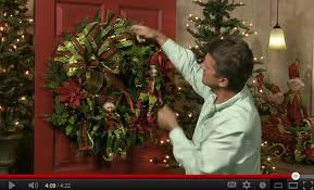 adding elves to your wreath trendy tree