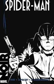 spider man noir by david hine