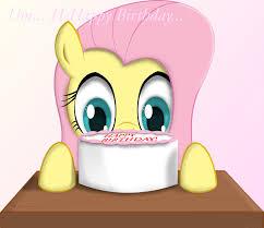126871 artist r c h birthday birthday cake cake fluttershy
