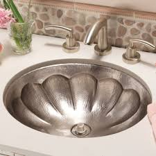 oval undermount bathroom sink calabash oval copper bathroom sink native trails