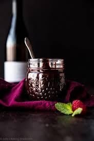 wine chocolate wine chocolate ganache sallys baking addiction