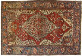 tappeti antichi caucasici tappeto sultanabad magistrale equilibrio iconografico e cromatico