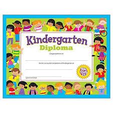 preschool graduation certificate kindergarten graduation certificates