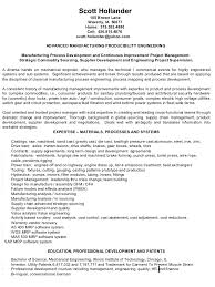 resume for manufacturing 100 resume format for supply chain management 10 marketing