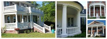 smooth non tapered fiberglass columns limited lifetime warranty
