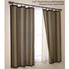 Bamboo Panel Curtains Bamboo Panel Curtain Instacurtains Us