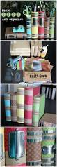 Diy Office Desk Accessories by 94 Best Crafty Organizational Ideas Images On Pinterest