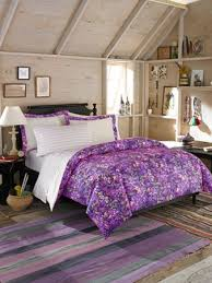 Plum Bedding And Curtain Sets Time For A Room Makeover U2014the Latest Teen Vogue Bedding Collection