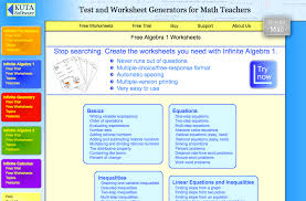 free printable math worksheets variables expressions top 6 algebra i worksheets student tutor blog